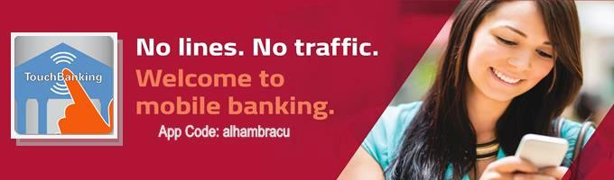 Alhambra Credit Union Mobile Banking