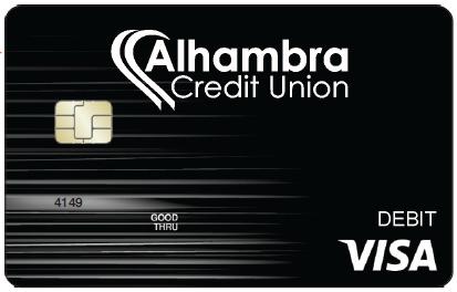 Alhambra Credit Union Checking Accounts - Alhambra Credit Union
